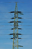 Transmission pole Royalty Free Stock Photo