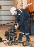 Transmission repair Stock Photos
