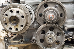 Transmission repair Stock Photos