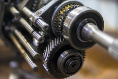 Transmission with shallow depth of field Stock Images