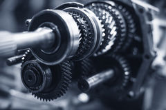 Transmission with shallow depth of field Royalty Free Stock Images