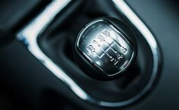 Transmission Shifter Royalty Free Stock Photos