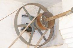 Transmission, steam engine Royalty Free Stock Image