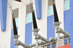 Transmission terminal Royalty Free Stock Photos