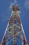 Transmission towers. Stock Images