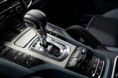 Transmissão automática do carro Imagens de Stock