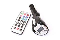 Transmissor 2 do MP3 Fm Fotos de Stock Royalty Free