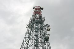 transmissor Foto de Stock Royalty Free