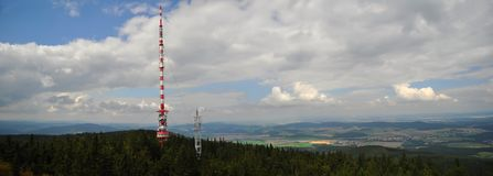 Transmitter Royalty Free Stock Images