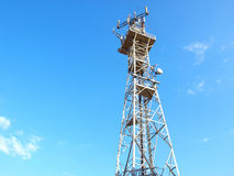 Transmitter Royalty Free Stock Image