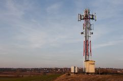 Transmitter Stock Photography