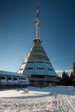 Transmitter Cerna hora Stock Photo
