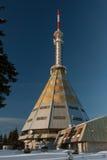 Transmitter Cerna hora Royalty Free Stock Photography