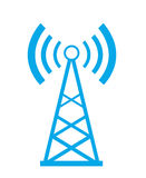 Transmitter icon Stock Photography