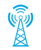 Transmitter icon Stock Photos