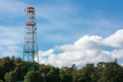 Transmitter Stock Image
