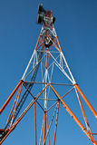 Transmitter Tower Stock Images