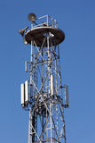 Transmitter tower Stock Photos