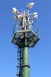 Transmitter tower Royalty Free Stock Photos