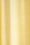transmitujący zasłony kremowy światło Zdjęcie Stock