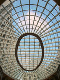 Transparant dak Stock Afbeeldingen