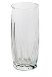 Transparant glas voor water Royalty-vrije Stock Afbeelding
