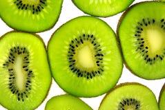Transparante kiwifruit Stock Foto