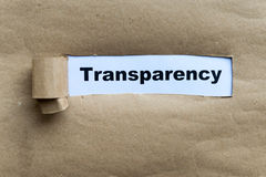 Transparency Royalty Free Stock Photo