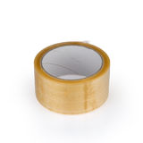Transparent adhesive tapes Royalty Free Stock Photography