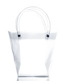 Transparent bag Royalty Free Stock Photo