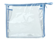 Transparent bag Royalty Free Stock Photos