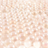 Transparent balls as abstract background Royalty Free Stock Photos