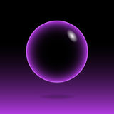 Transparent bubble Royalty Free Stock Photo