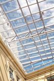 Transparent ceiling Stock Image