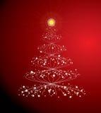 Transparent christmas Royalty Free Stock Photos