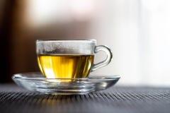 Free Transparent Cup With Tea. Close-up.Mug With Green Tea. Stock Image - 139750791