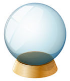 A transparent dome Royalty Free Stock Photo
