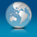 Transparent Glass Globe Stock Photos