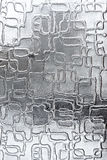 Transparent glass texture royalty free stock image
