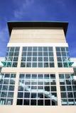 Transparent glass wall Royalty Free Stock Photos