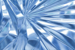 Transparent glass wall texture Royalty Free Stock Photography