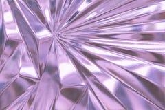 Transparent glass wall texture Royalty Free Stock Photos