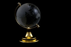 Transparent globe Royalty Free Stock Photo