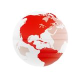 Transparent Globe Stock Photography