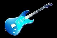 Transparent Guitar Royalty Free Stock Image