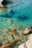 Transparent Sardinien Lizenzfreie Stockfotos
