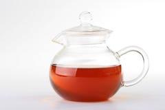 Transparent teapot Royalty Free Stock Image