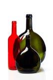 Transparent vases Stock Photo