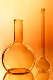 Transparente Flaschen Lizenzfreie Stockbilder