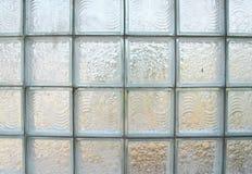 Transparente Glaskastentapete Lizenzfreie Stockbilder